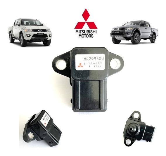 Sensor Pressão Turbina Pajero Hpe Sport L200 Mr299300 Map