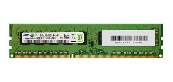 Memoria 4gb Ecc Pc3-10600e M391b5273cho-ch9 M391b5273dho-ch9
