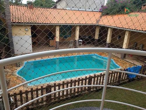 Charmosa Casa  Condomínio Aquarius - Ch0225