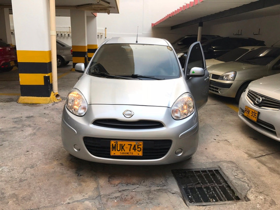 Nissan March Mecanico 1.6 Cc 2014