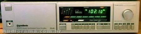 Esquema Eletrônico Do Receiver Gradiente Ds-40 - Em Pdf