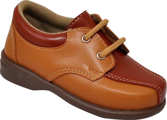 Sapato Social Infantil Masculino Raniel Ref.200050312