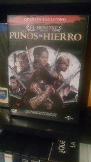El Hombre Con Los Puños De Hierro Dvd Original