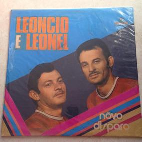 Lp Leôncio E Leonel (novo Disparo) Chantecler