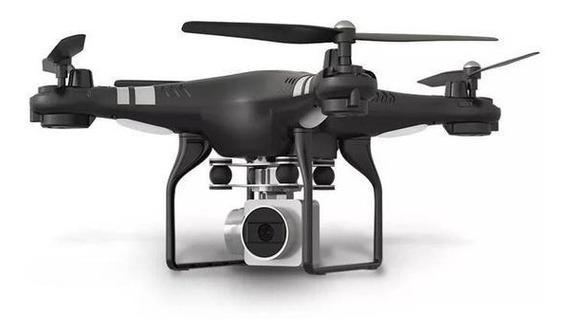 Drone Hjmax Com Câmera Hd Fpv Wi-fi - Promoção