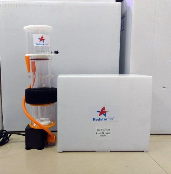 Skimmer Nano Sq-70 - Tank Até 100 Litros Red Starfish