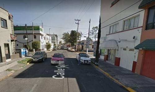 Casa En G. A. Madero, Col. Tepeyac Insur., Calle Garrido