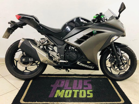 Kawasaki Ninja 300, Ano 2015 Com 10.500 Km