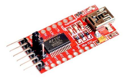 Conversor Interfaz Ft232rl Usb Ftdi Arduino Serial
