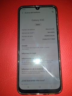 Samsung A50 Liberado 64gb