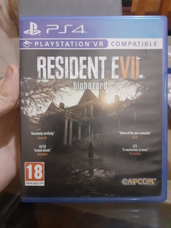 Resident Evil 7 + Call Of Duty Iw
