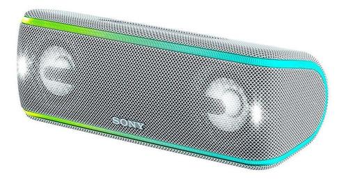 Alto-falante Sony Extra Bass XB41 portátil com bluetooth branco