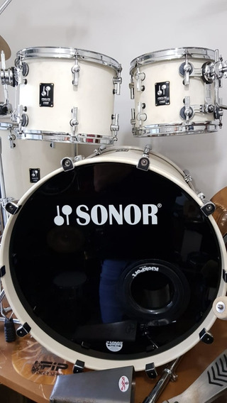 Bateria Sonor Pro Lite - Made In Germany - Trocas
