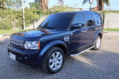 Land Rover Discovery 4 Se Turbo Diesel Blindada