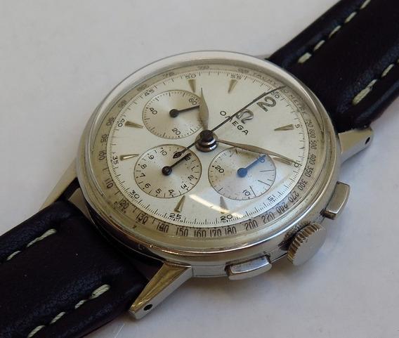 Relógio Omega Cronógrafo 321 Peça De Museu