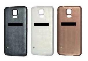 5 Tapas Trasera Bateria Samsung Glaxy S5 Mini G800 Original