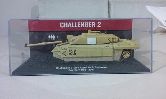 Tanque Challenger Colección Altaya