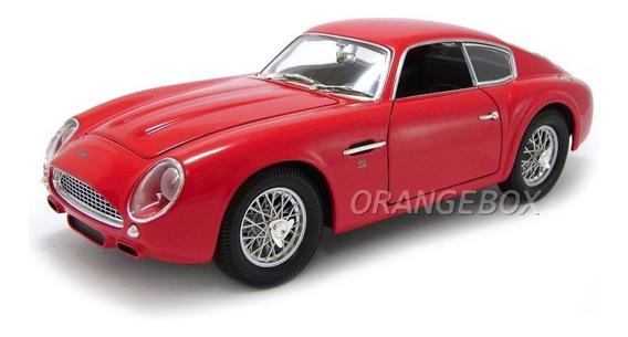 Aston Martin 1961 Db4gt Zagato 1:18 Yat Ming 92728