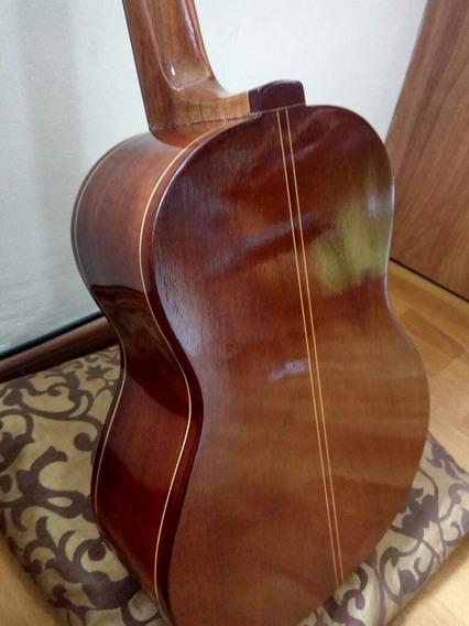 Cuatro De Concierto Profesional 17 Trastes Luthier Cumanés