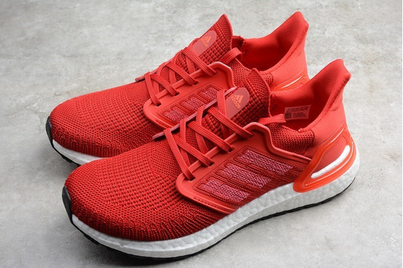 Tênis adidas Ultraboost 20 Vermelho