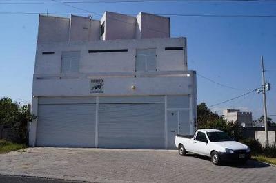 Renta De Bodega Con Departamento En Libraminneto Tlaxcala Tepehitec