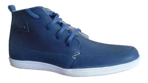 Zapatillas Stone 1255 Bennet - Azul - Calzado Urbano Hombre