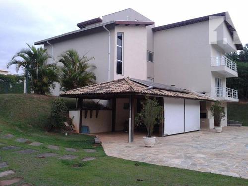 Chácara Residencial À Venda, Chácara Morada Mediterrânea, Jundiaí - Ch0015. - Ch0015