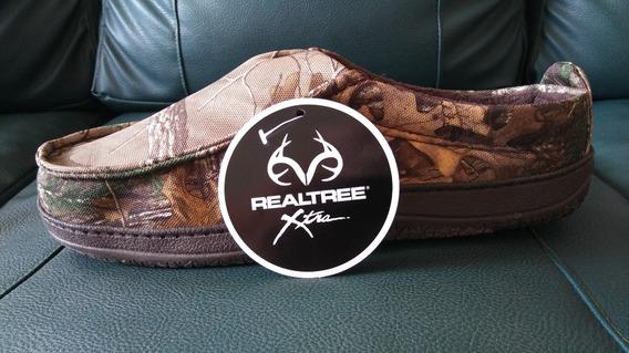 Zapatos Camuflageados Realtree Originales