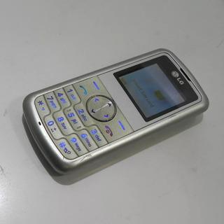Celular Lg Kp100 Gsm Classico Simples Viva Voz - Usado