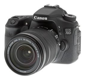 Camera Canon 70 D Balsas + 50mm E Cartão 32gb
