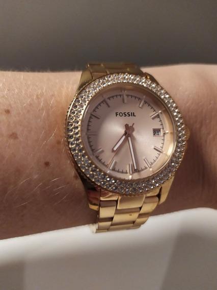 Relógio Fossil Feminino Original