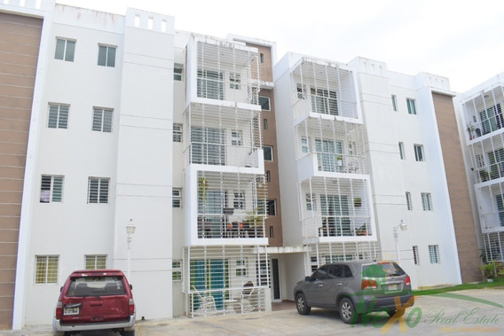 Apartamento Con Piscina De Oportunidad Santiago (eaa-292)