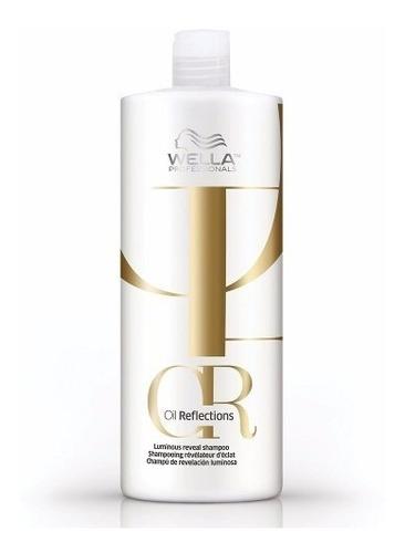 Wella Shampoo Oil Reflections 1000 Ml - Original