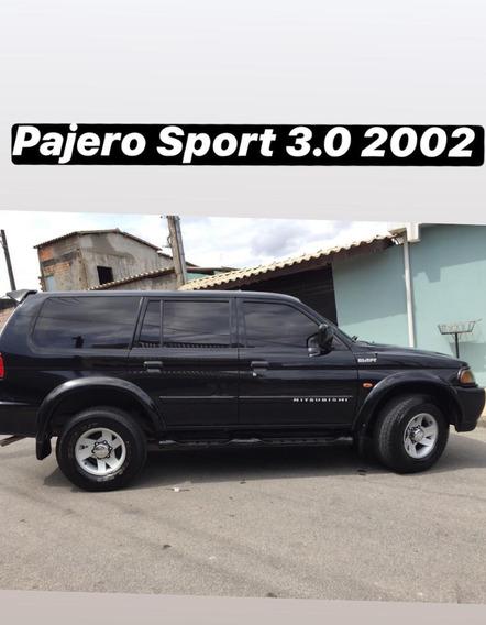 Pajero Sport 3.0 (baixei Pra Vender Logo)