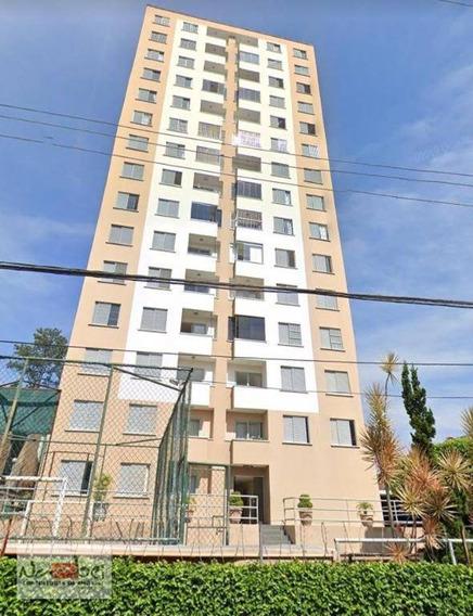Apartamento Com 2 Dormitórios Para Alugar, 57 M² Por R$ 1.400/mês - Vila Carmosina - São Paulo/sp - Ap0709