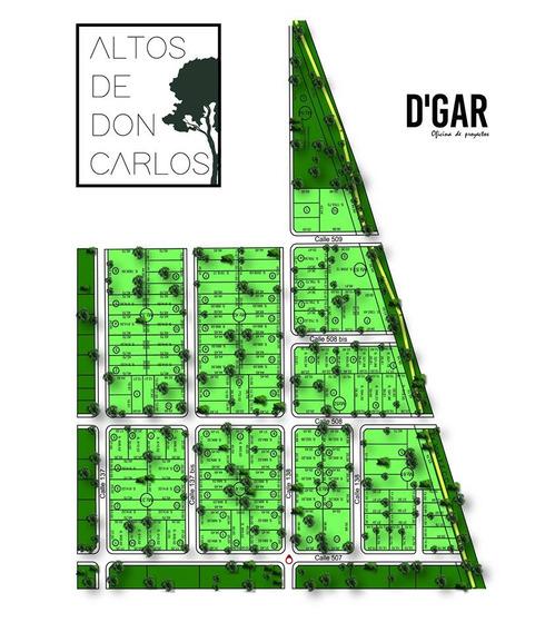 Lotes En Venta En Altos De Don Carlos I - Venta Directa
