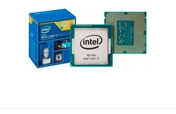 Processador I7-4820k 3,7 Ghz, 10mb Cache, Lga 2011 - Oem