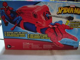 Saco de Cuerdas Storm Spiderman