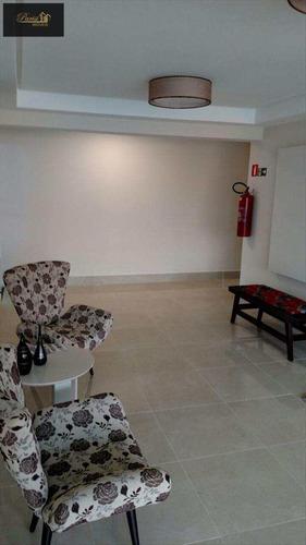 Imagem 1 de 8 de Apartamento Em Praia Grande Bairro Caiçara - V55