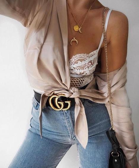 Cinturon Gucci Para Dama