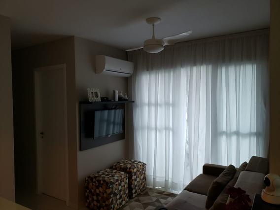 Apartamento Mobiliado 2 Quartos Condomínio Weekend