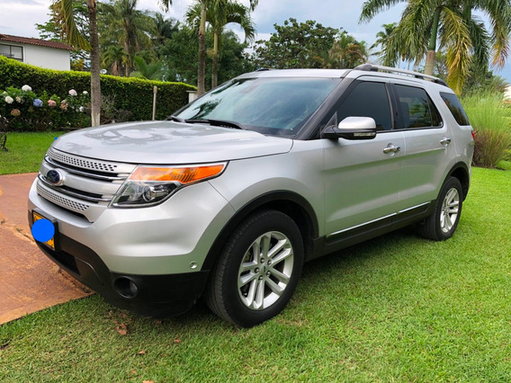 Ford Explorer Limited, Motor 3.5l, 7 Puestos, Color Plata