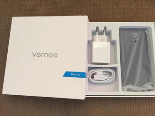 Cel Vernee Mars Pro, 64gb, 6ram, 2.5 Octa, Turbo, Biometria