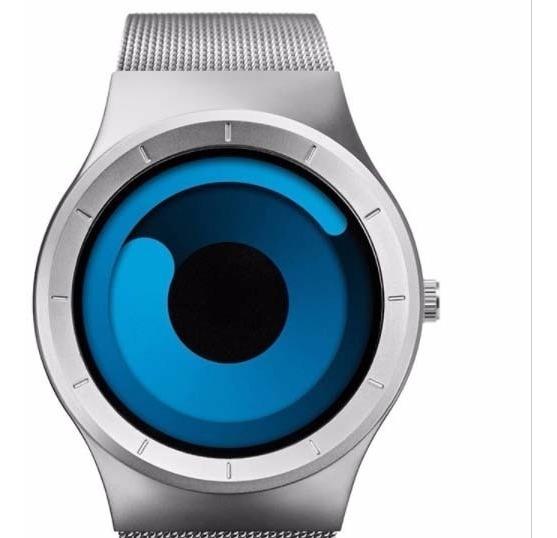 Relógio Gravity Design Unisex Sinobi Design Pronta Entrega