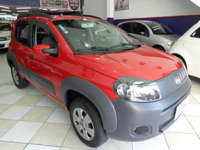 Fiat Uno 1.4 Way Flex 4p