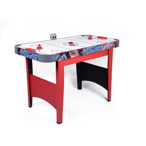Mesa Air Hockey Branco Winmax Wmg77678