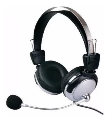 10 Fone De Ouvido Com Microfone 30mv Mv Pc Lan House