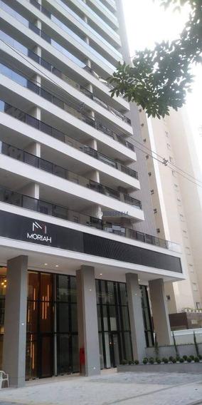 Apartamento Tipo Flat Edifício Moriah, À Venda, 37 M² - Jardim Aquarius - Ap3470