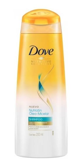 Shampoo Nutricion Oleo Micelar 200ml Dove