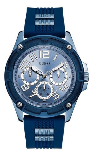 Reloj Para Caballero Guess Delta Gw0051g4 Azul